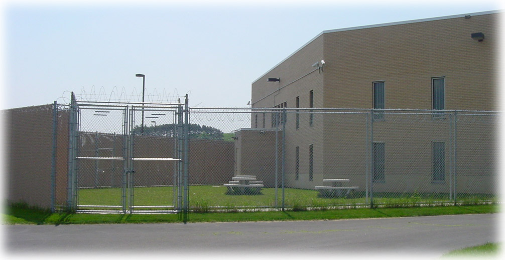 Dunn County Jail - Dunn County, WI