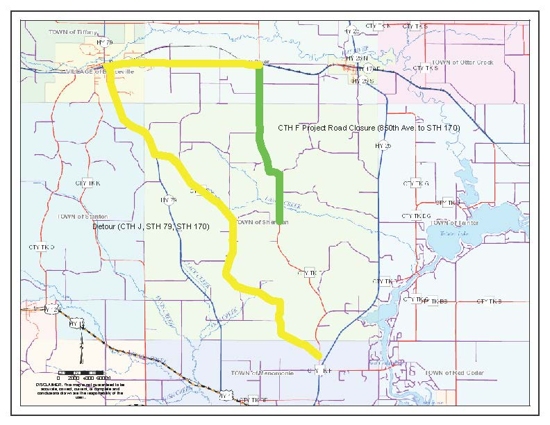 Public Works - Highway Division - Dunn County, WI